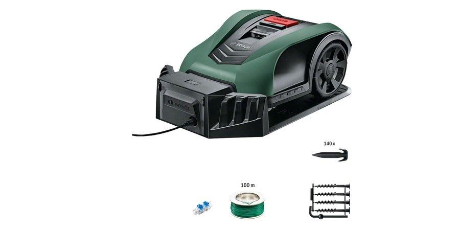 Accesorios para la instalación del cable perimetral del robot Bosch Indego S+350